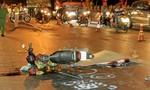 Tai nạn giữa ô tô và xe máy gần cầu Mỹ Thuận, một phụ nữ tử vong