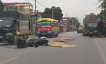 Thanh niên gặp tai nạn văng ra đường, bị xe bồn cán tử vong