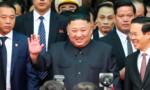 Hình ảnh ông Kim Jong Un đến ga Đồng Đăng, lên ô tô về Hà Nội