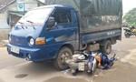 Nổ súng bắt xe chở gỗ lậu tông 2 chiến sĩ công an trọng thương