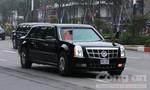 Phái đoàn Mỹ - Triều đến khách sạn Metropole đàm phán