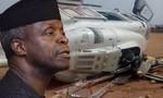 Phó tổng thống thoát chết hy hữu trong vụ rơi trực thăng