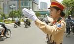 Khen các lực lượng về công tác bảo đảm trật tự an toàn giao thông