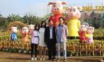 Người dân xứ Quảng du xuân đầu năm mới