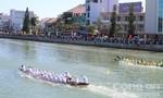 Lật thuyền tại lễ hội, một người tử vong
