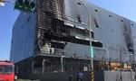 Ba lao động Việt tử vong vì cháy nổ kho hàng ở Đài Loan