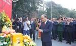Dâng hương tại Lễ hội kỷ niệm 230 năm chiến thắng Ngọc Hồi – Đống Đa