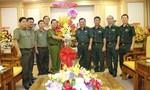 Công an TP.HCM chúc mừng 60 năm ngày truyền thống Bộ đội biên phòng