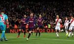 Messi ghi bàn, Barcelona thống trị La Liga