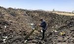 Tìm thấy hai hộp đen của máy bay hãng Ethiopian Airlines rơi