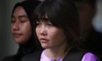 Đoàn Thị Hương bật khóc khi nghi phạm người Indonesia được thả