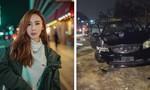 Nữ ca sĩ xinh đẹp Malaysia tử nạn khi lái xe tông vào gốc cây