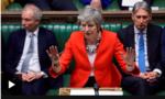 Kế hoạch Brexit của thủ tướng Anh tiếp tục bị bác ở Hạ viện