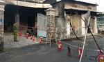 Cháy tại tiệm sửa chữa điện tử, 3 người thiệt mạng