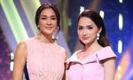 Siêu mẫu Thái Lan sát cánh cùng hoa hậu Hương Giang