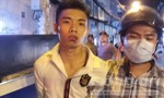 """""""Hiệp sĩ"""" ở Sài Gòn đeo bám, bắt tên cướp giật khi chúng vừa ra tay"""