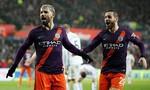 Man City thắng Swansea, vào bán kết Cup FA
