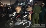 Chạy mô tô không đội mũ bảo hiểm, thanh niên té tử nạn tại chỗ