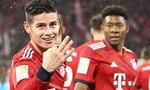 """Bayern thắng """"6 sao"""", lên đỉnh bảng Bundesliga"""