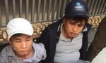 Hình sự đặc nhiệm đón lõng bắt hai tên cướp giật