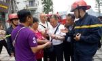 Cháy khách sạn, nhiều du khách được giải cứu