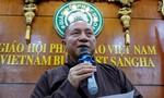Đề xuất đình chỉ Đại đức Thích Trúc Thái Minh trong khi chờ cách chức