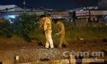 Người phụ nữ đi bộ trên đường ray ở Sài Gòn, bị tàu hỏa tông chết