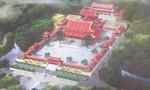Chùa Ba Vàng Quảng Nam khởi công rồi ngừng xây dựng