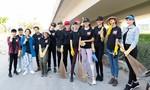 Sao Việt hào hứng tham gia 'Thử thách dọn rác'