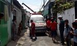 Nam công nhân bị tường đè tử vong khi tháo dỡ nhà