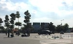 Xe tải tông xe máy giữa giao lộ, 2 phụ nữ thương vong