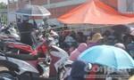 Hàng trăm công nhân ngưng việc tập thể trong KCN Biên Hoà 2