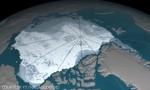 Clip băng tan đáng báo động ở Bắc Cực trong 25 năm