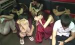 Gần 130 người trong quán karaoke lúc rạng sáng, 40 người dương tính ma túy