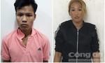 Bắt nóng cặp đôi trộm tài sản trong công viên ở Sài Gòn