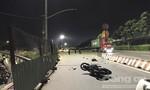Xe Exciter tông dải phân cách, thanh niên chết tại chỗ