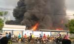 Công ty PPLOG lên tiếng về vụ cháy trong KCN Sóng Thần 2