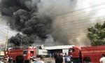 Vụ cháy trong KCN Sóng Thần 2: Gần 300 CBCS dập lửa suốt 12 giờ