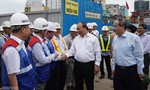 Thủ tướng thị sát tuyến metro đầu tiên của TPHCM