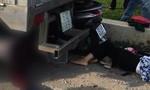 Tông đuôi xe tải dừng bên đường, 2 phụ nữ nguy kịch