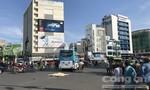 Xe khách cán tử vong người phụ nữ bán vé số ở trung tâm Sài Gòn