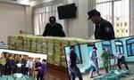 Bắt 600 kg nghi ma túy đá tại TP.Vinh