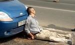 """Người lái xe tông CSGT tử vong từng ném  """"bom khói"""" vào ngân hàng ở Sài Gòn"""
