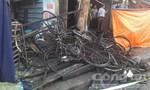 Cháy tại cửa hàng xe máy điện, ba người tử vong