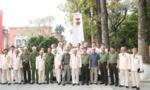 Khánh thành Đài kỷ niệm Công an chi viện chiến trường miền Nam