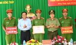 Chạy xe máy không biển số chở 15 kg ma túy từ Campuchia vào Việt Nam