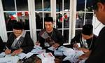 Gần 300 người tử vong vì làm việc quá sức trong cuộc bầu cử Indonesia