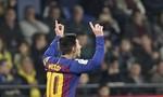 Messi ghi bàn, Barca giành 1 điểm trong trận đấu có 8 bàn thắng