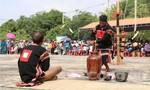 Người Jrai làm Lễ cầu mưa giữa mùa nắng nóng