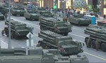 Clip hàng ngàn khí tài quân sự Nga tập dợt cho buổi duyệt binh